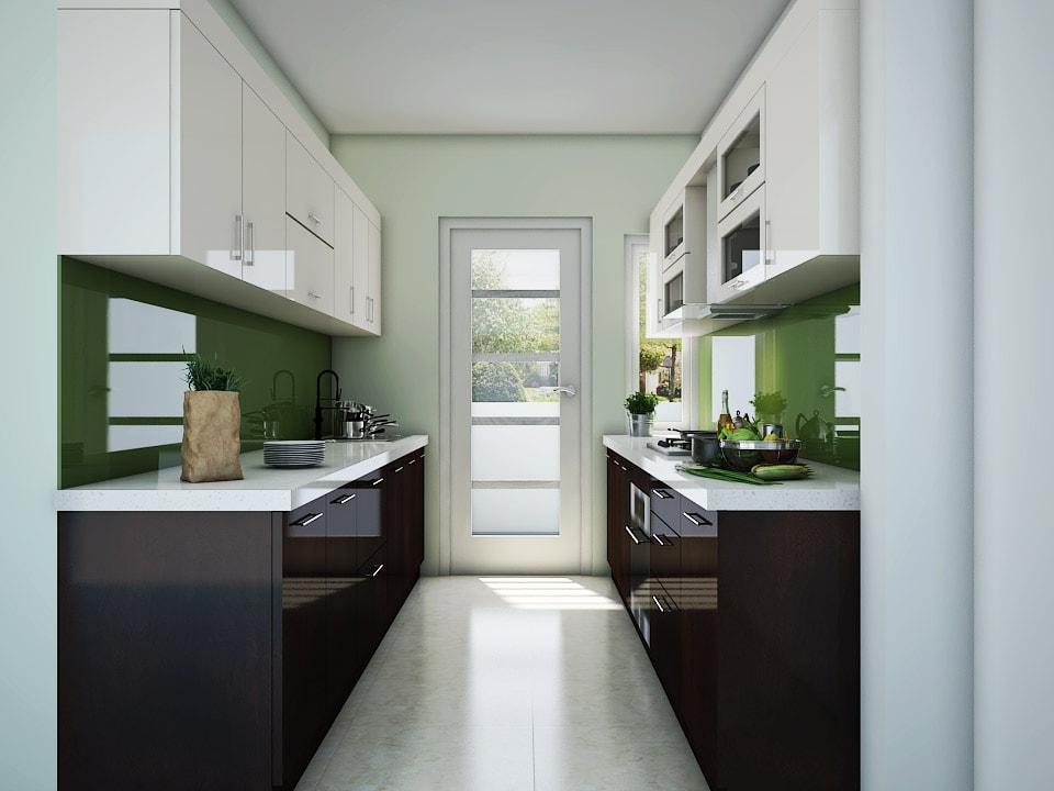 6'x7'-Premier-Parallel-shape-Kitchen | Houzlook on 7 x 12 kitchen design, 7 x 10 kitchen design, 7 x 9 kitchen design, 6 x 10 kitchen design,