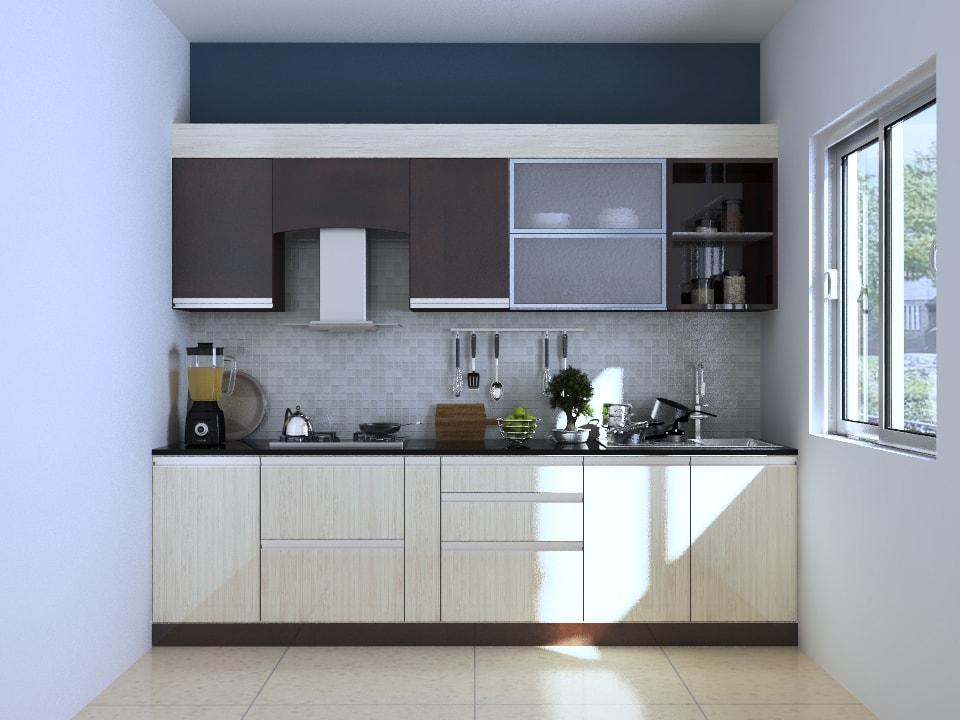 10 X7 Oberon Straight Kitchen Houzlook