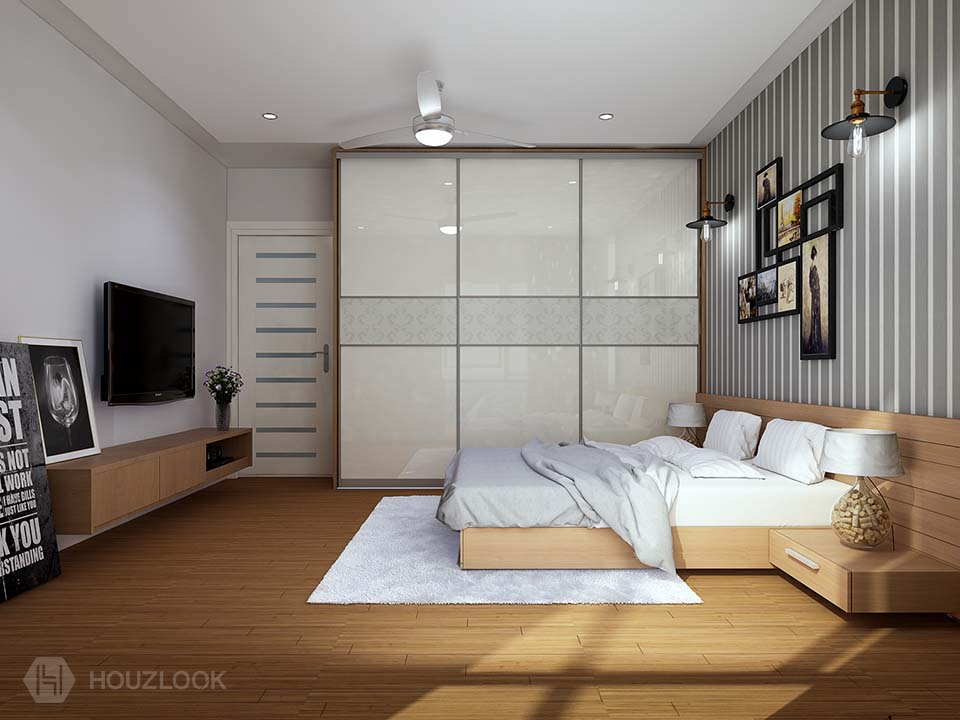 Rosalie-Modern-Bedroom | Houzlook